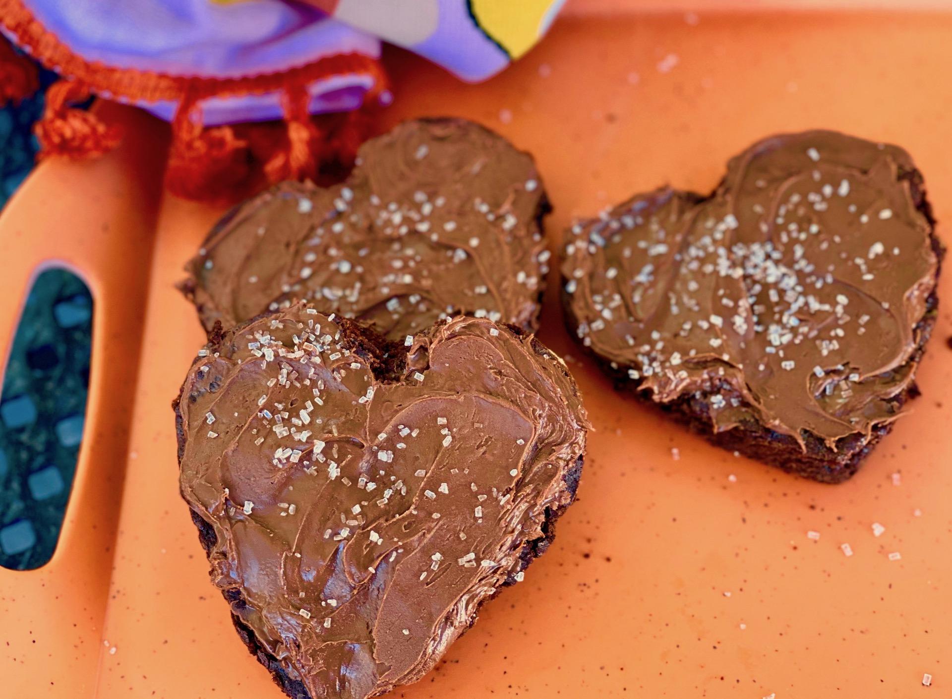 Nutella Hazelnut Brownies